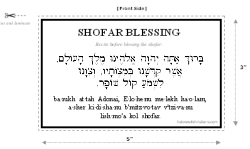 The Significance of the Shofar